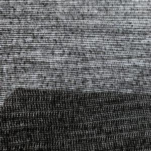 Дублерин трикотажный 65г/м², чёрный, ширина рулона 1500мм, длина намотки рулона 50, 100 метров, SL