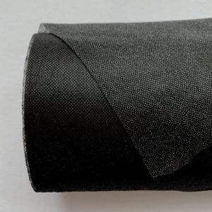 Флизелин 30г/м², точечный, чёрный, ширина рулона 900мм, длина намотки рулона 100 метров, SL