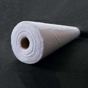 Флизелин 45г/м², нитепрошивной, белый, ширина рулона 900мм, длина намотки рулона 100 метров, SL