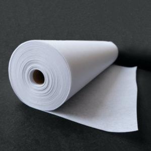 Флизелин 50г/м², неклеевой, отрезной, белый, ширина рулона 900мм, длина намотки рулона 100 метров, SL